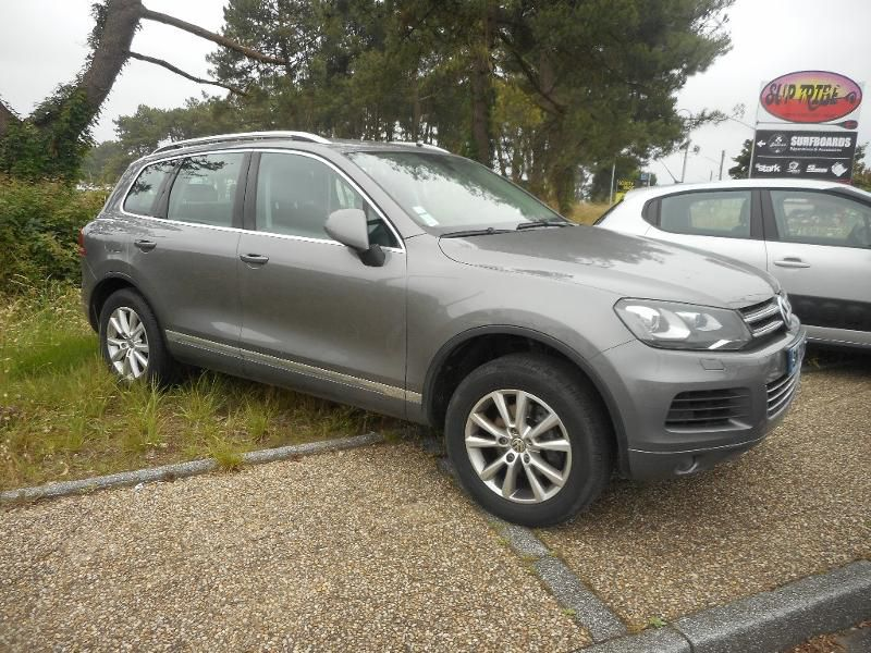 Véhicule occasion - VOLKSWAGEN - Touareg